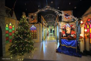 Christmas decorations at Museum (1)