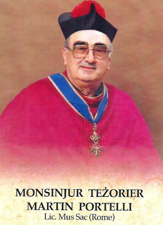 Mons Martin Portelli