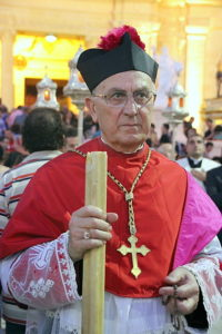 Mons Salvu Muscat