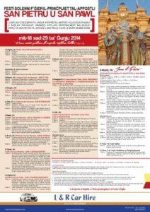 Poster Festa 2014